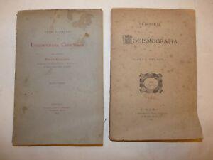 MATEMATICA-CONTABILIDAD-2-opere-Carlo-Casey-LOGISMOGRAFIA-1878-Elementos-1879