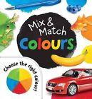 Mix & Match Colours by Lake Press (Hardback, 2015)