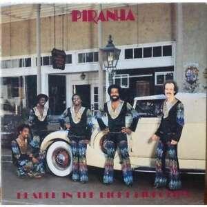 Piranha – Headed In The Right Direction  New Vinyl lp     80's funk