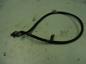 LAND ROVER NEGATIVE BATTERY CABLE DISCOVERY 2 YTV100000 OEM