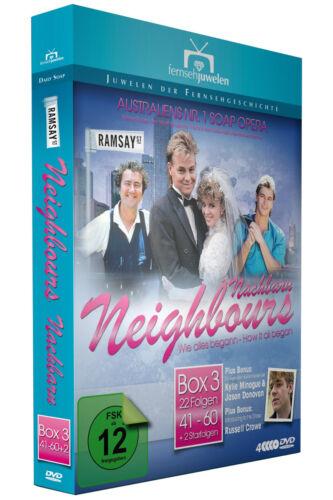 1 von 1 - Nachbarn (Neighbours) Box 3 (Kylie Minogue/Reich und Schön) - Fernsehjuwelen DVD