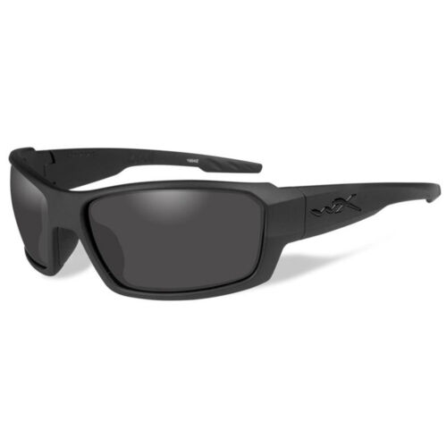 Wiley X Black Ops Rebel Tactical Military Army Safety Sunglasses Black Frame