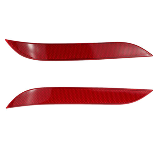 Rear Bumper Reflector Light red for BMW E60 5 Series 2003-2007 63146915039//40