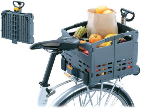 Topeak TrolleyTote Basket Topeak Rr Trolley Tote Mtx