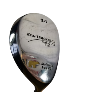Nicklaus-Bear-Tracker-2-Wood-24-Mid-Flex-Graphite-Shaft-RH-Golf-Club