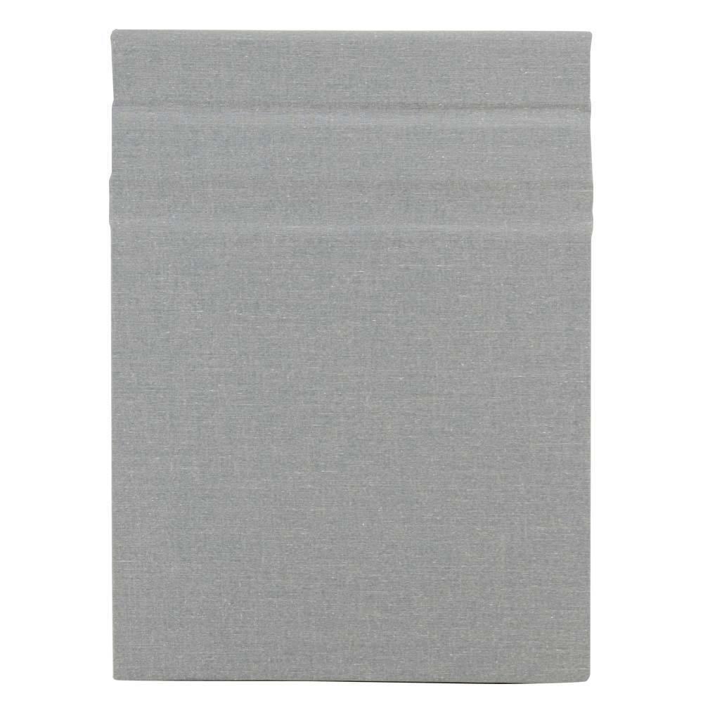 Clipbook Magnetic Clipboard Linen Dove 9X12
