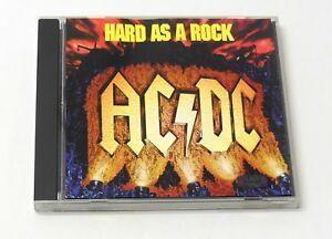 Acdc Hard As A Rock 1995 Ballbreaker Promo Cd Single Good Cond Rare Oop Fast Ebay