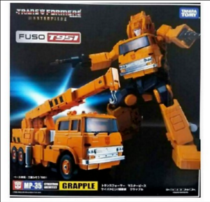 TAKARA TOMY Masterpiece G1 MP-35 crane man box