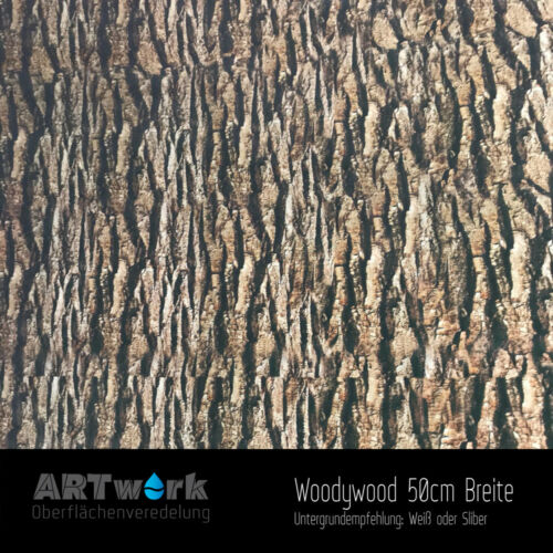hydrographics activateur Transferts d/'eau pression Film RDTI Starterset 2 M woodywood