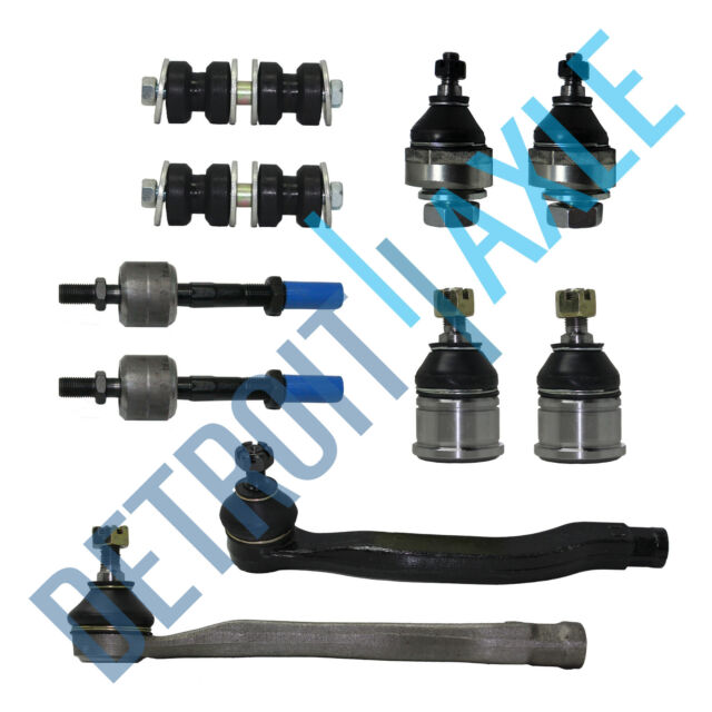 Brand New 4pc Complete Front Suspension Kit for 1990-1993 Honda Accord