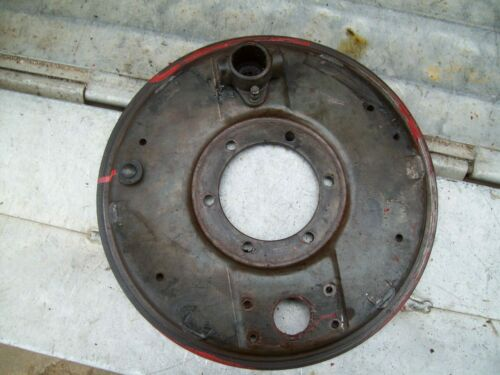 Ford 9N Tractor Used Brake Shoe Backing Plate