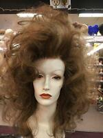 SIN CITY WIGS SEXY LACE FRONT VOLUME BODY TEASED BIG HAIR WILD WAVY MODEL LOOK