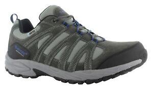 Hi-Tec-Alto-II-Bajas-Hombres-Caminar-Cordones-Impermeable-Senderismo