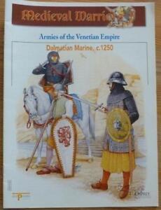 Del-Prado-Armies-of-the-Venitian-Empire-Dalmatian-Marine-c-1250