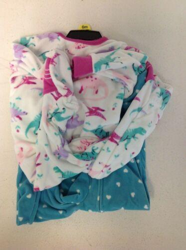 Carter/'s Kid/'s Set 2 Pieces Fleece Pajamas