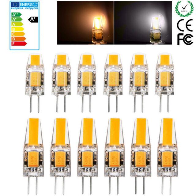 1x 3x 5x 10x Halogen Stiftsockel Lampe 5W 10W  20 Watt 35 Watt12V G4 klar