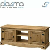Core Products Cr912 Classic Corona Large Tv Unit For Up To 60 Tvs - Rustic Pine