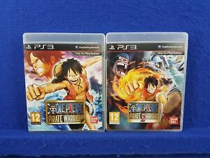 Details about ps3 ONE PIECE Pirate Warriors x2 Games 1 + 2 Action PAL  English REGION FREE