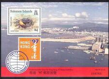 Solomons 1997 Hong Kong/Crab/Marine/Nature m/s ref:b9290