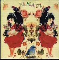 CD mini-album: Elmapi: pop up: pulsate + 7 titres. lentonia . D1