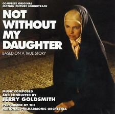 Not Without My Daughter - Complete Score - Limited 3000 - OOP - Jerry Goldsmith