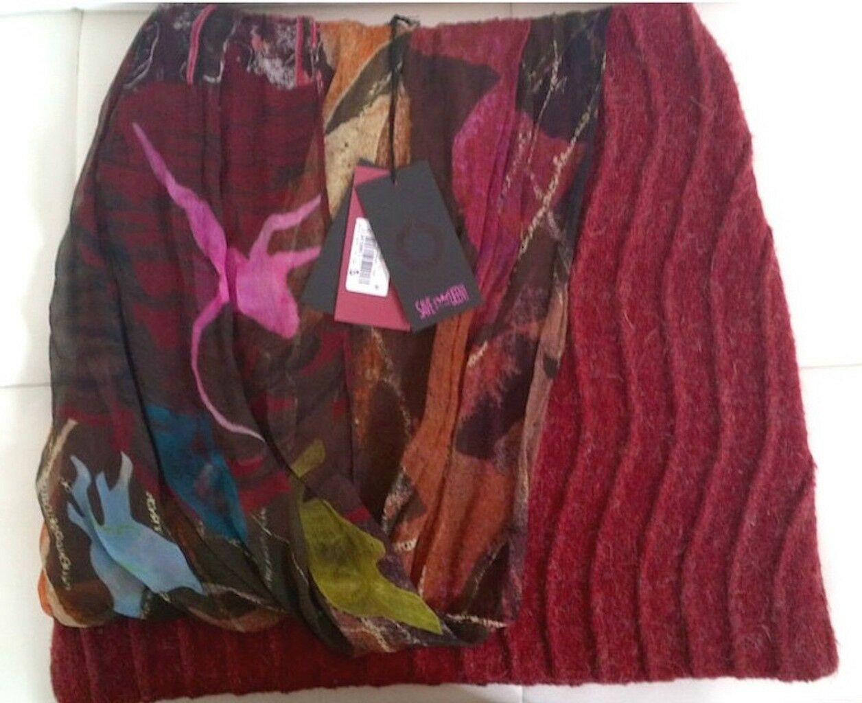 SAVE THE QUEEN   jupe réf 5150 - collection automne hiver 2014-2015 S BORDEAUXSA