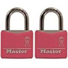 """Master Lock 136t Aluminum Padlock, 1-3/16"""""""