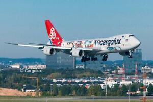 Revell-04949-1-144-Boeing-747-8-F-Cargolux-034-Cutaway-034-Neuf