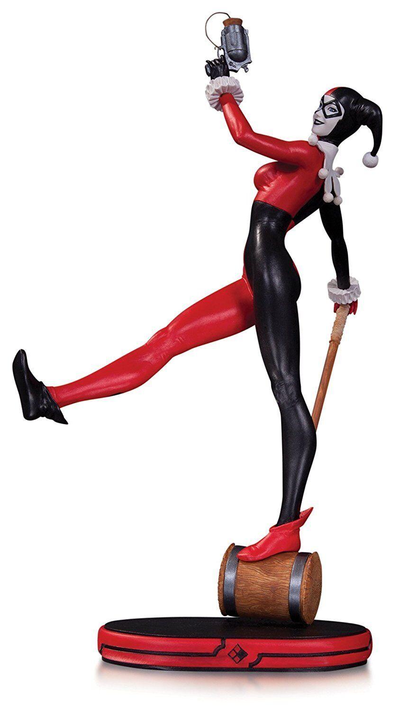 DC Comics Cover Girls Harley Quinn Statue