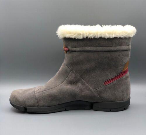 Nubuck Iglu Boots Ankle 4 Grey Uk Clarks tri Warm Ladies D Nuevo Trigenic qxIwpB6C