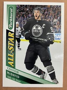 2019-20-Upper-Deck-Parkhurst-All-Star-270-Connor-McDavid-Edmonton-Oilers