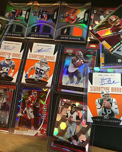 2019-Football-NFL-Rookie-and-Veteran-Jersey-Insert-Parallel-Autos-Pick-card