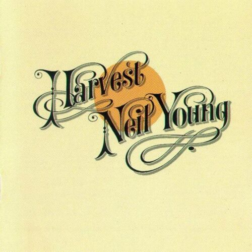 Neil Young - 24x24 Album Artwork Fathead Poster