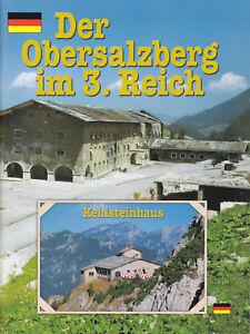 Der Obersalzberg im 3. Reich (Taschenbuch) Kehlsteinhaus