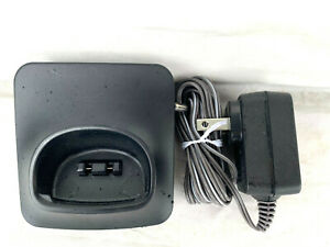 PANASONIC-PNLC1029-remote-base-cordless-phone-KX-TGA470B-cradle-stand-charger