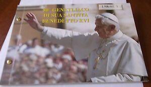 Enveloppe 2 EURO COMMEMORATIVE VATICAN 2007 - France - Pays: Vatican Valeur faciale: 2 Euro Année: 2007 Kit, Lot: NEUF - France