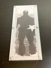Marvel Winter Soldier Bucky Captain America Steve Doge Dog Folding umbrella Gift