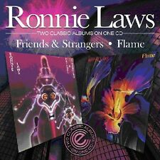 Ronnie Laws - Friends & Strangers / Flame [New CD]