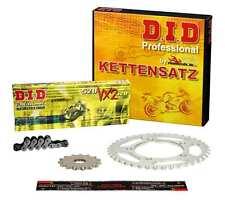 DID Kette KTM RC125 Bj.2016  X-Ring 520VX2 schwarz Niet