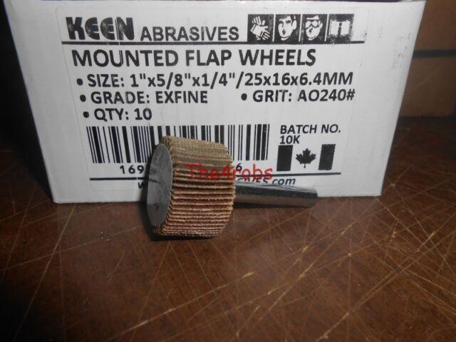 10 New Keen Abrasives 1