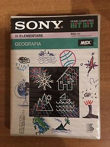 Cassette-034-geography-for-primary-III-034-for-MSX-sde005