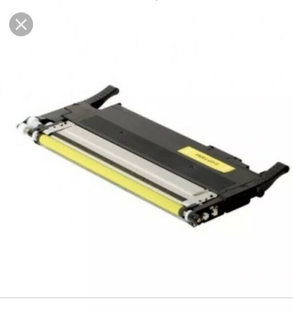 1x Generic CLT-Y407S Yellow Toner for Samsung CLP-320N /325N CLP-325W CLX-3185