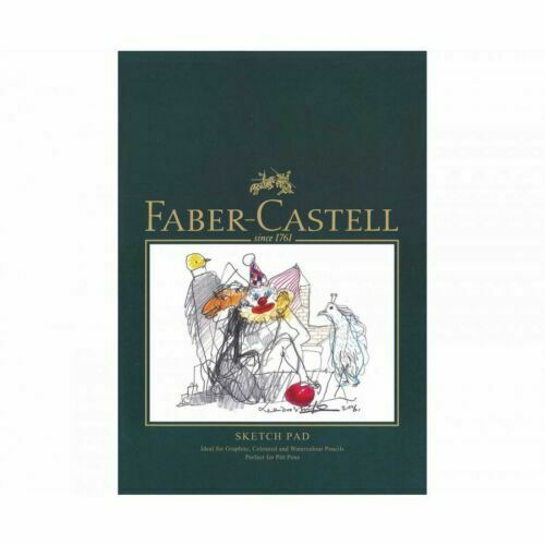 Faber Castell Art And Graphic A3 Sketch Pad 40 Sheets 160GSM WD792614