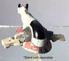 Star Wars Slave One Boba Fett Ship Figurine Micro Machines Space Ship Bespin