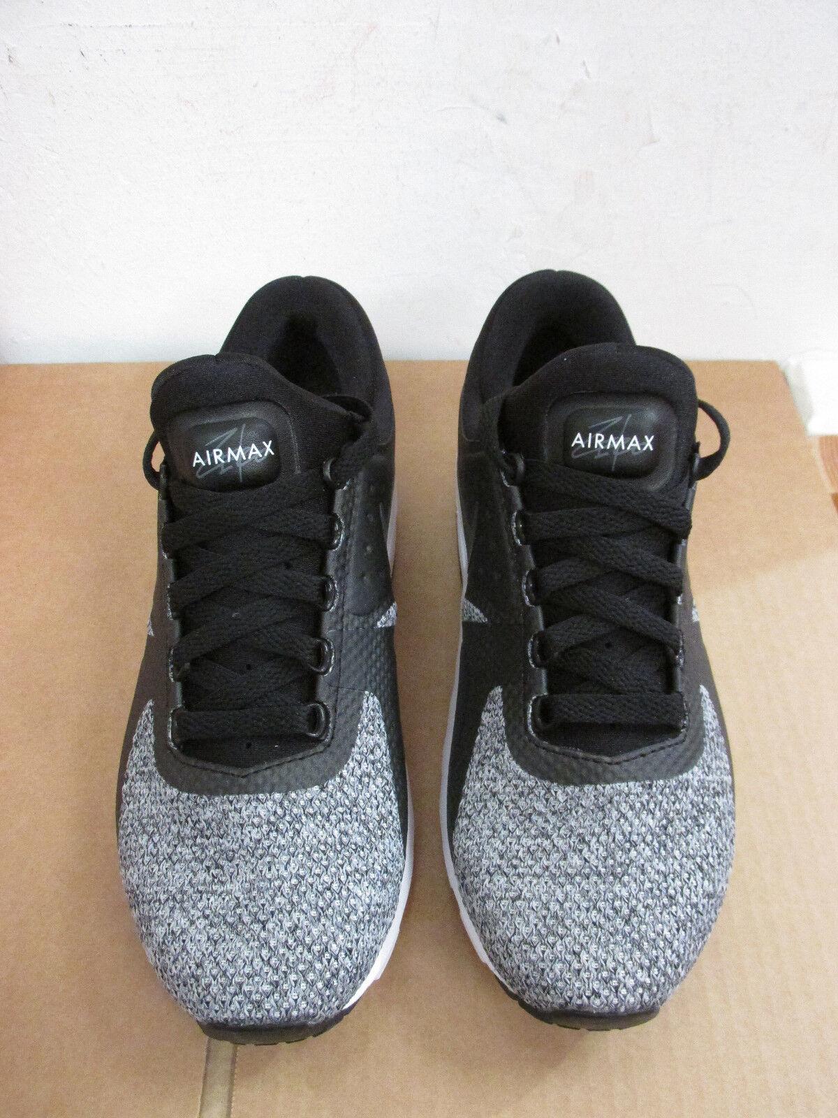 Chaussures Casual Garçon air Max Zero SE GS Nike Noir Gris 38 5