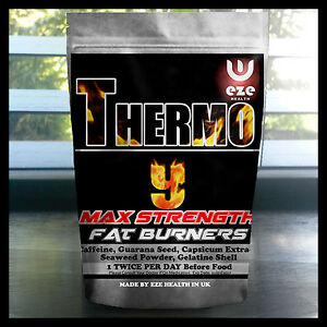 THERMO-9-FAT-BURNERS-WEIGHT-LOSS-PILLS-DIET-SLIMMING-TABLETS-BUY-2-GET-1-FREE