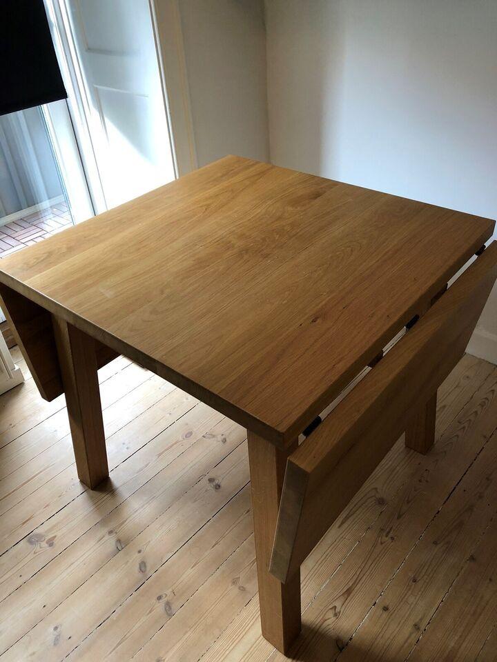 Spisebord, Wood