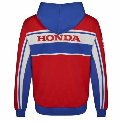 19 hbsb-ah Officiel Honda BSB Racing Sweat à capuche