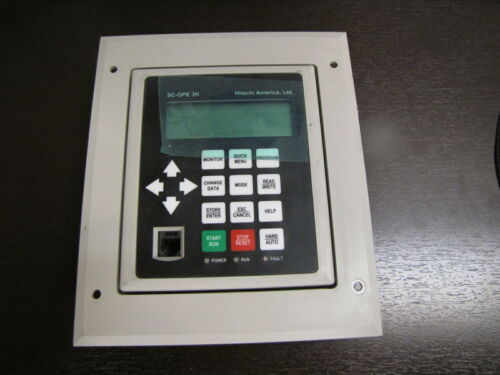 Hitachi SC-OPE 3H Operator Interface Keypad Model 1000-SCOPE3