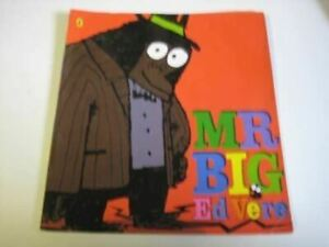 Very-Good-mr-big-Ed-Vere-Paperback